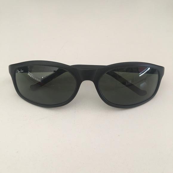 5bbbcf43382 Ray-Ban Predator 8 Black Men s Sunglasses. M 5acffe24f9e501382f1bcbaf